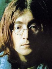 Photo of Former Beatle, Maker, and Non-BlackBerry Carrier, John Winston Lennon (1940-1980)